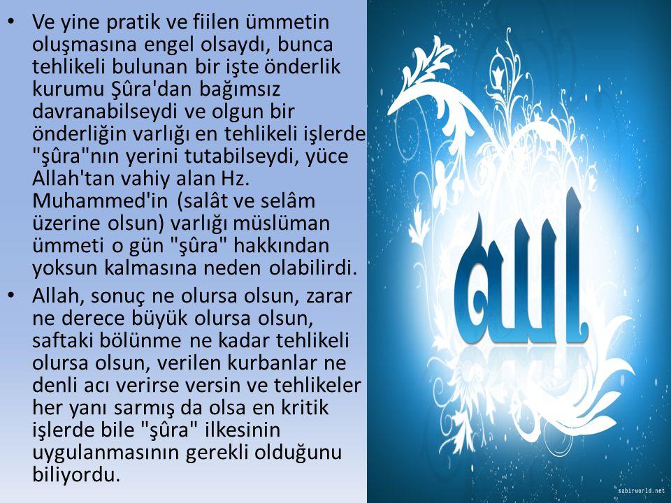 • Onları bağışla, kendileri için Allah tan af dile.