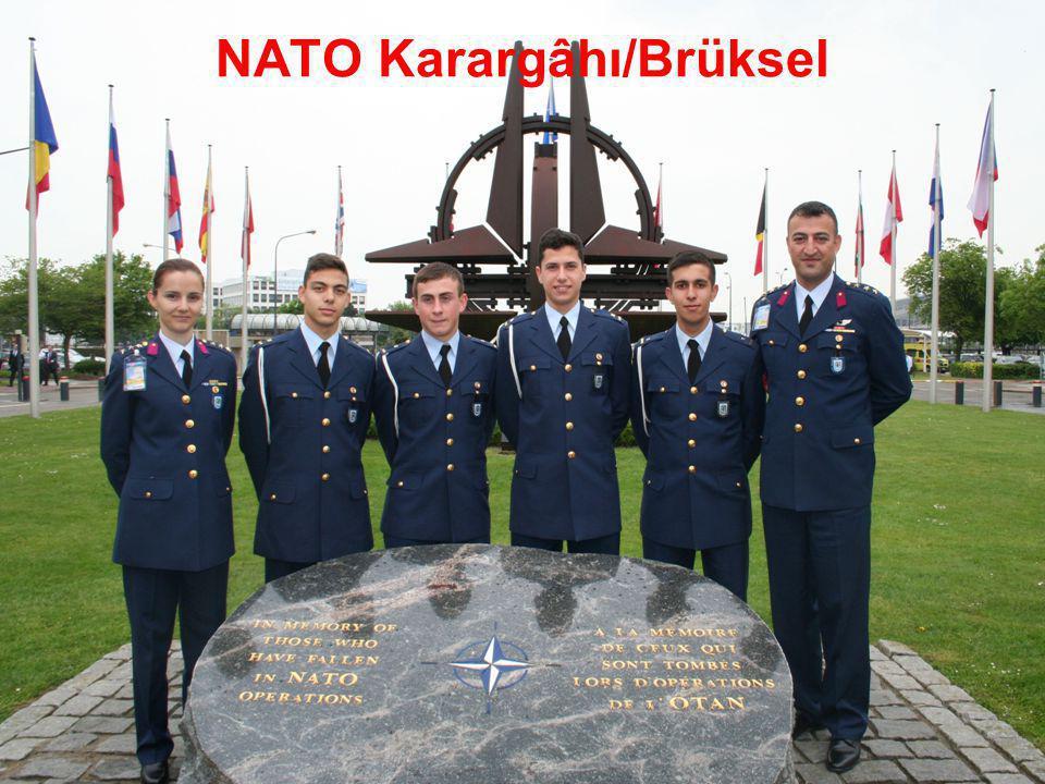 11/17 NATO Karargâhı/Brüksel