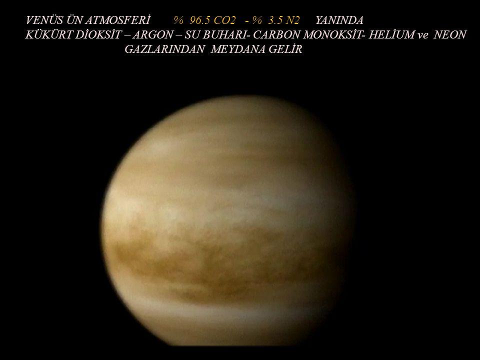 VENÜS ÇOK AKTİF YANARDAĞLAR – KIZGIN LAVLAR İLE KAPLIDIR (Magellan uydusunun 2002 de Radarla çektiği topografik görüntü )