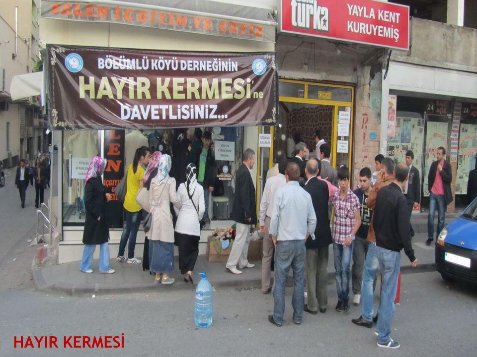 HAYIR KERMESİ