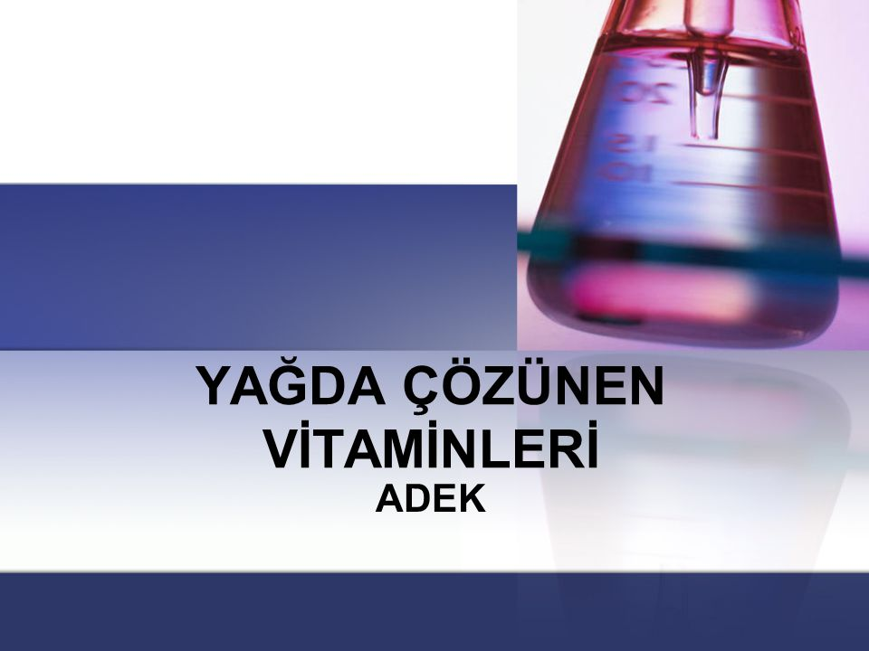 Vitamin D • Günlük gereksinimin çok üzerinde vitamin D alınması, tipik bozukluklar meydana getirir.