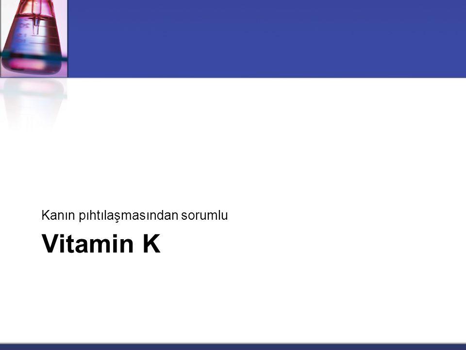 Vitamin E  İnsanlarda vitamin E eksikliğinin belirtileri,  kreatinüri,  kas güçsüzlüğü ve  dayanıksız eritrositlerdir. •Özellikle pirinç, pamuk çe