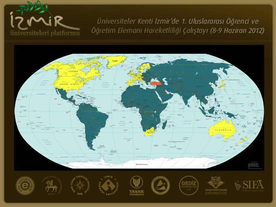 •Uluslararası başarı sıralamasında yer alan Türk üniversitelerinin sayısı artacak; sıralamadaki yerleri yükselecek.