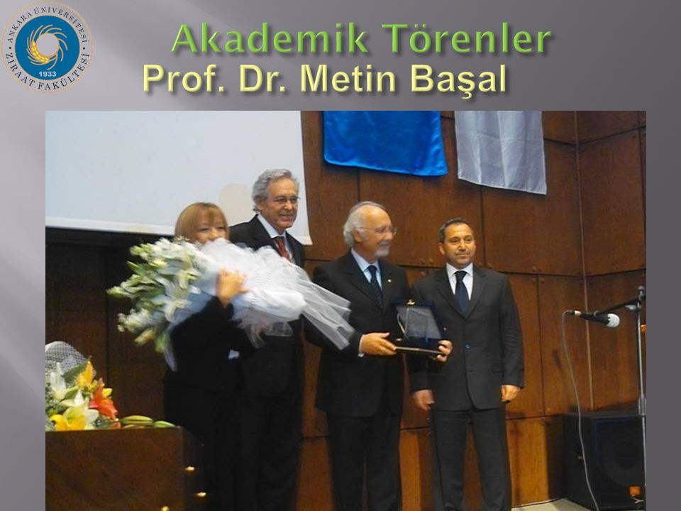 Prof. Dr. Metin Başal