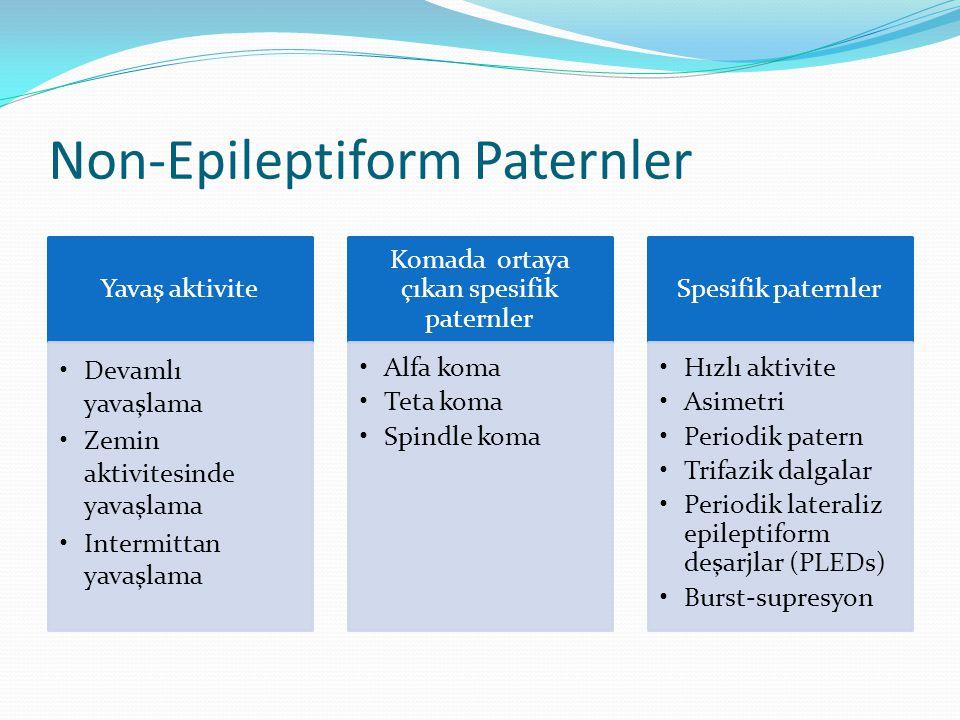 Non-Epileptiform Paternler