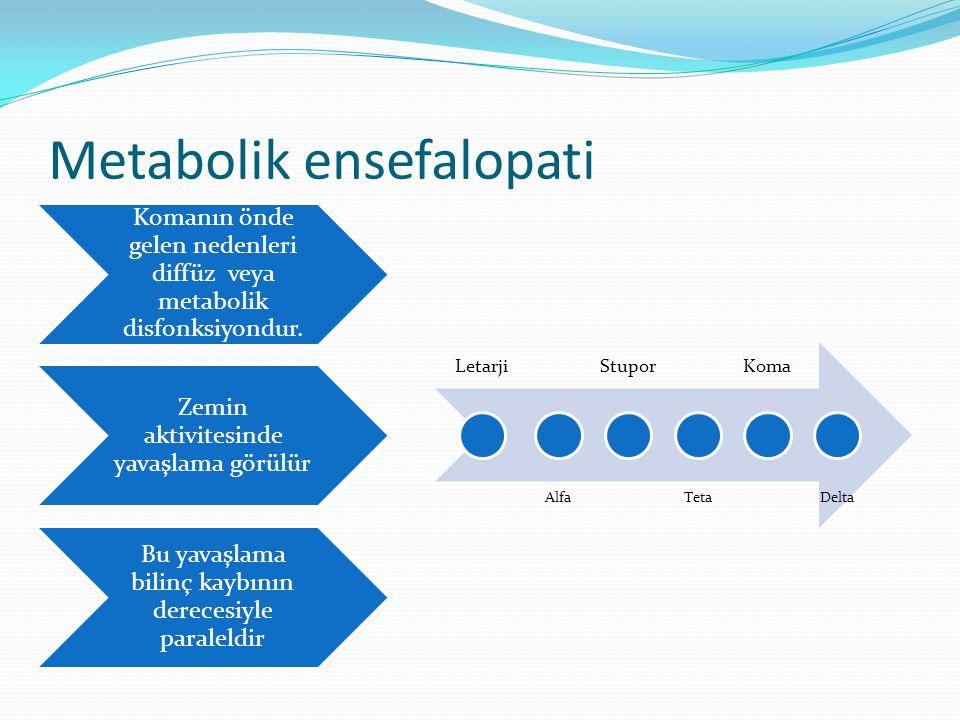 Metabolik ensefalopati