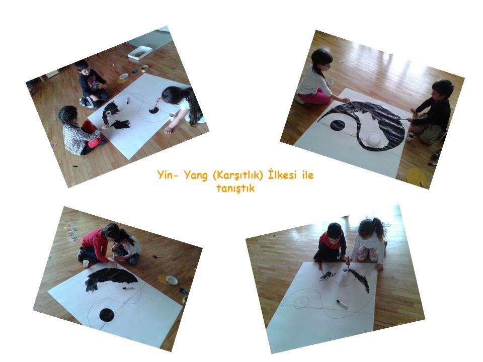 Yin- Yang (Karşıtlık) İlkesi ile tanıştık