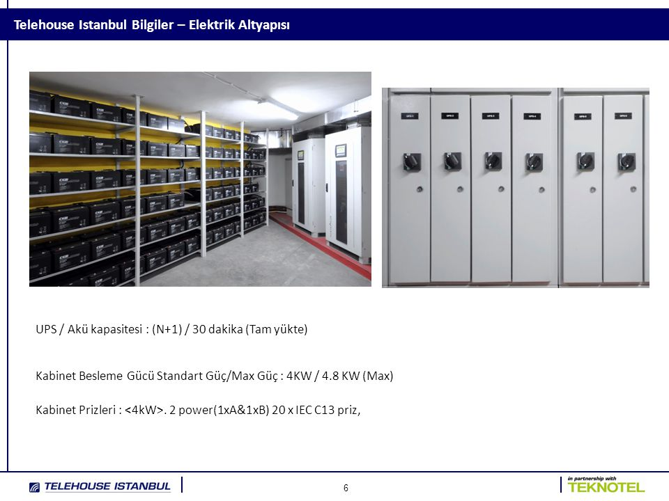 17 TELEHOUSE ISTANBUL & TUPPERWARE Projesi MEVCUT YAPI  2 Adet IBM Blade Sunucu,  2 Adet EMC Storage Sistemi,  1 Adet Netapp Storage Sistemi,  1 Adet IBM Storage Sistemi,  12 Adet Rak tipi muhtelif sunucu,  Güvenlik Ekipmanı, (Firewall)  Routing Ekipmanı,  Muhtelif Switch, SAN Switch, KVM Switch,  2 Adet Kabinet,