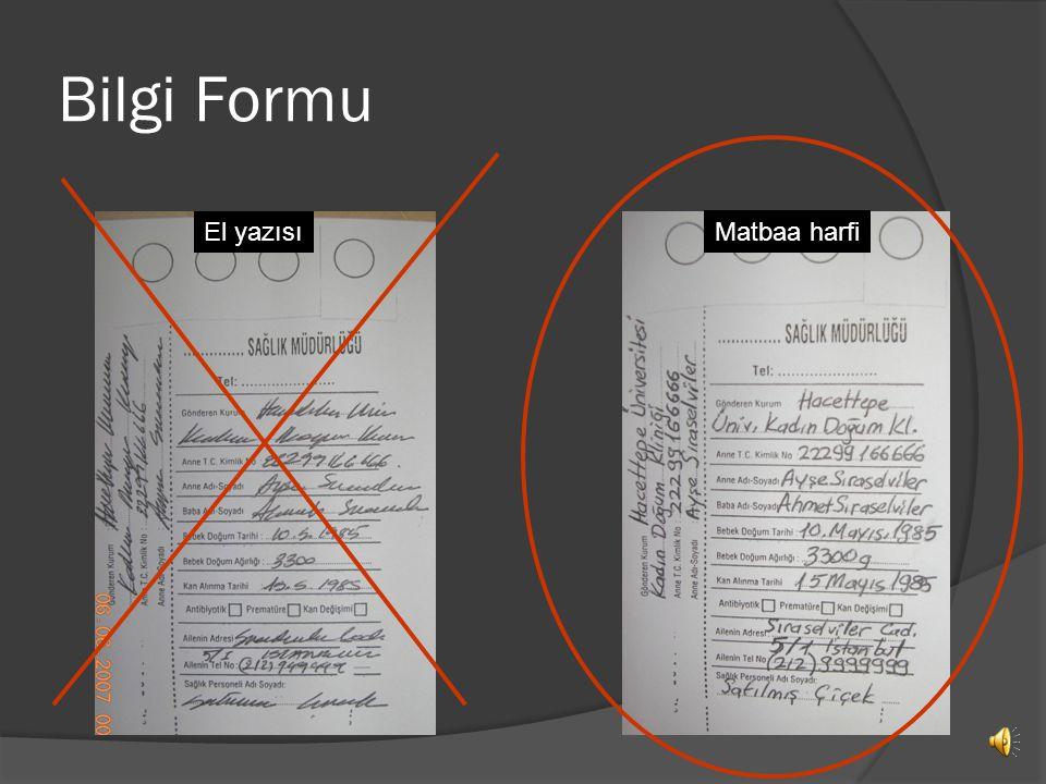 El yazısı Matbaa harfi