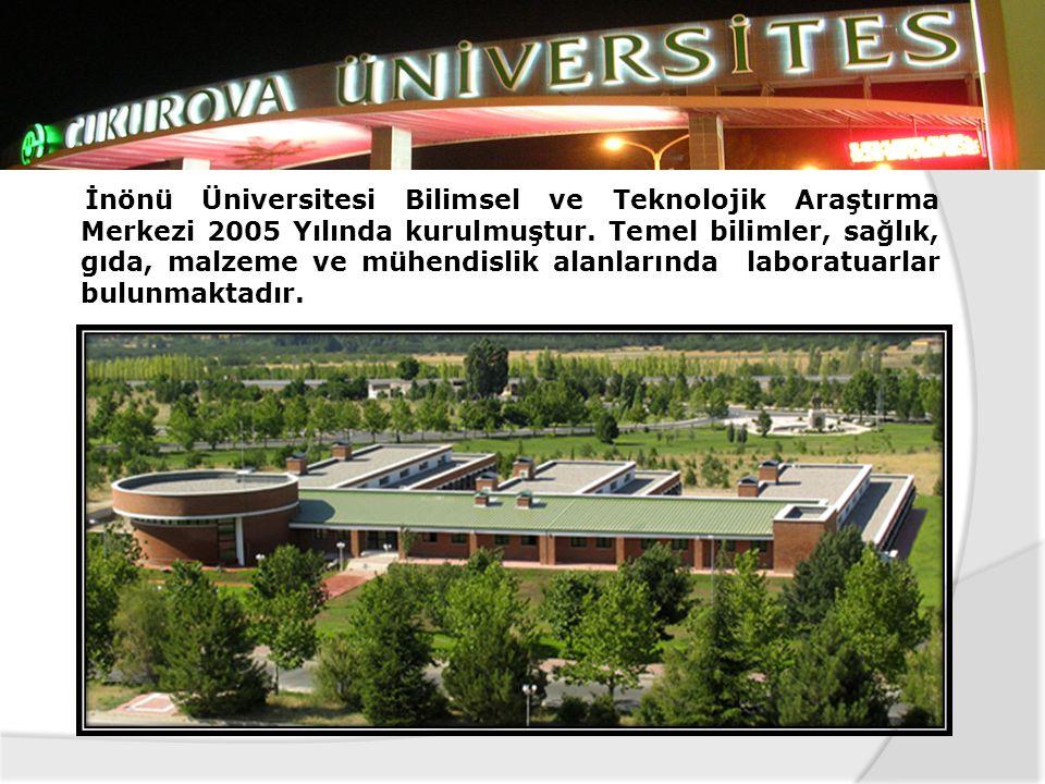  Üniversitemiz değişik birimlerinde bulunan benzer ölçüm ve test cihazlarının ilk yatırım maliyeti ile işletme, bakım ve personel giderleri dikkate a
