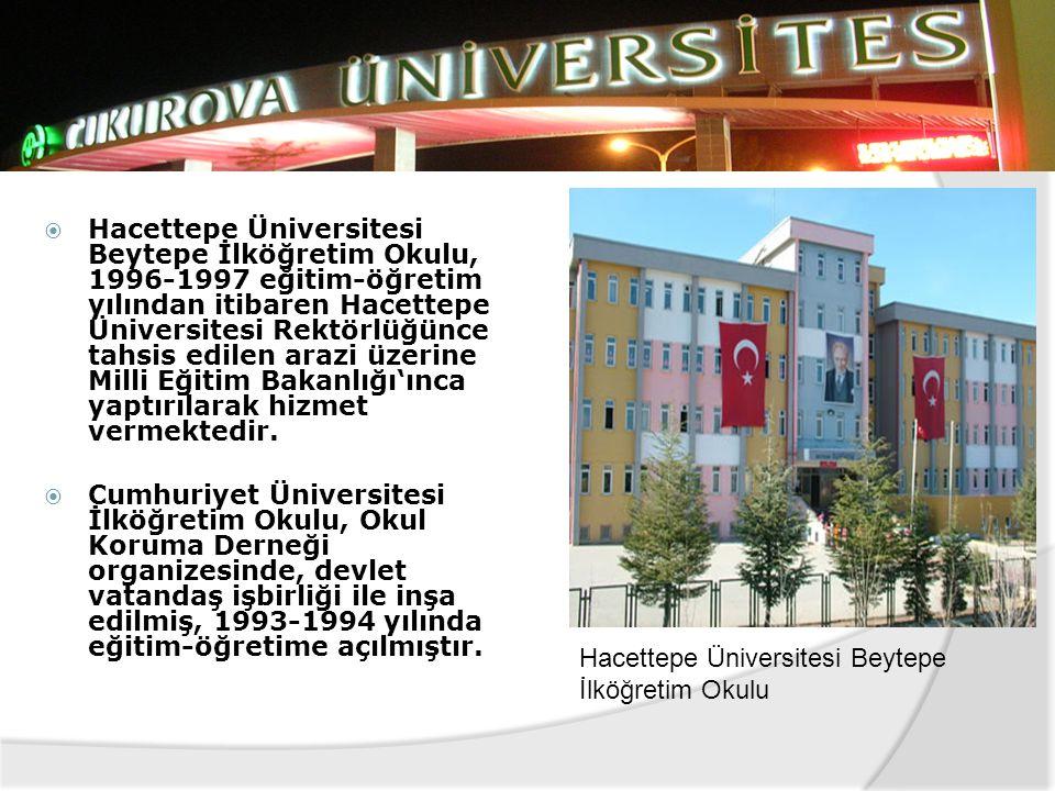  Üniversitemiz kampüs alanı içerisinde, öğretim üyeleri ile tüm personelin çocuklarının yararlanacağı bir ilköğretim okulunun okul öncesi eğitimi de