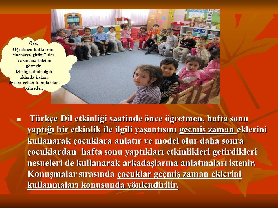 UYGULAMA AŞAMALARI  Aynı uygulama çocukların evlerinden getirdikleri ya da daha önce okulda yapılan herhangi bir etkinlik sırasında çekilmiş fotoğraflar kullanılarak da yapılabilir.