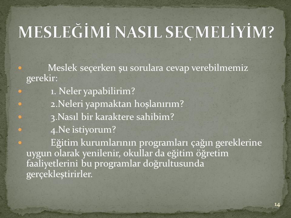 13  Ders okunan yer anlamına gelen medresede, Osmanlı Devleti'nin kuruluşunun ilk dönemlerinden itibaren ilim ve kültür alanında çalışmalar yapıldığı