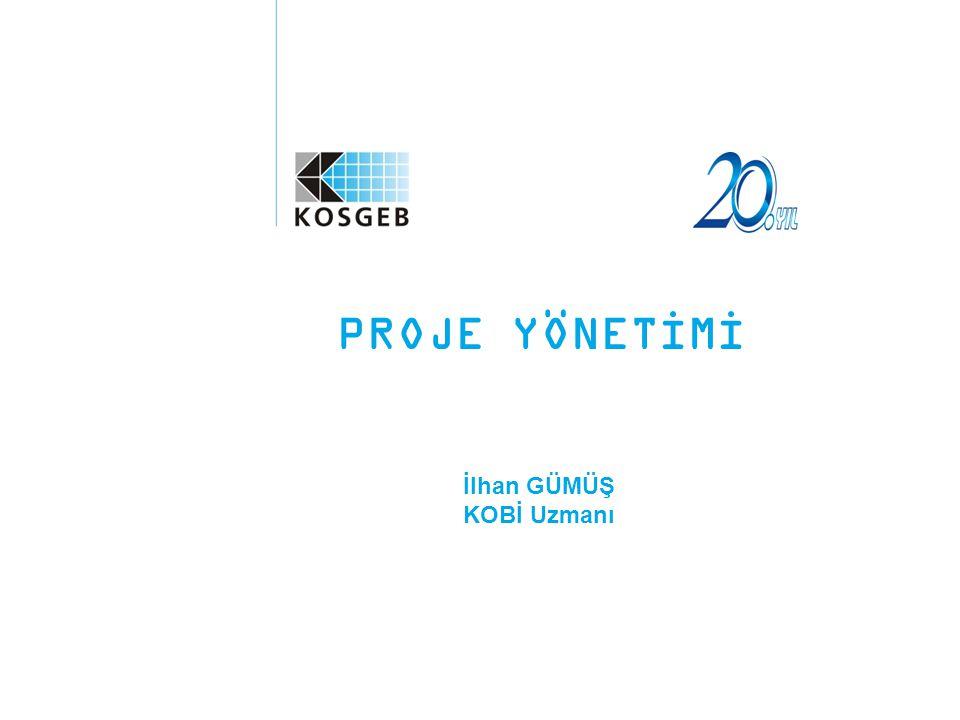 22 Proje Ağ (Network) Şeması:  Projedeki aktivite ve olayların grafiksel gösterimidir.