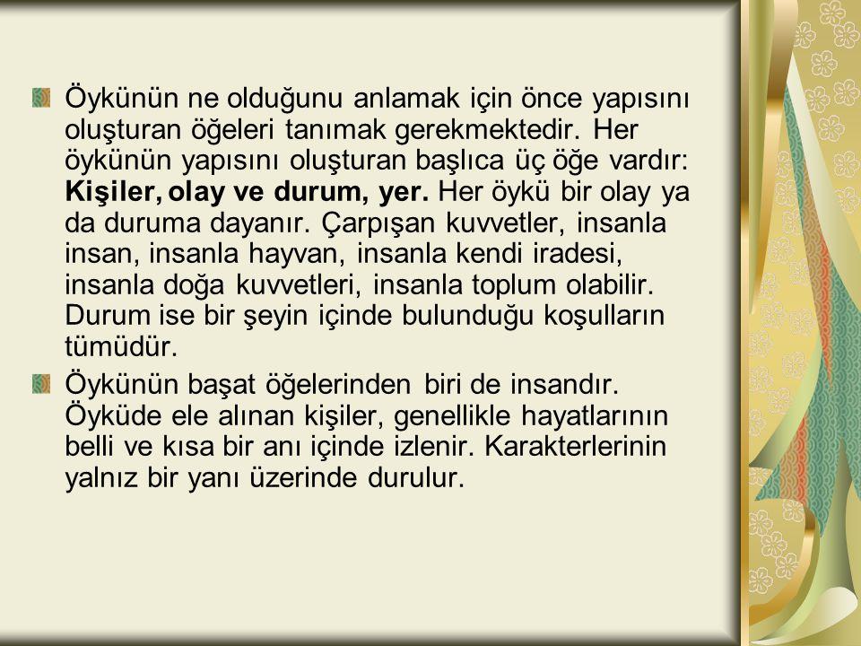Bugünkü anlamda ilk Türk hikayeleri ne zaman yazılmaya başladı.