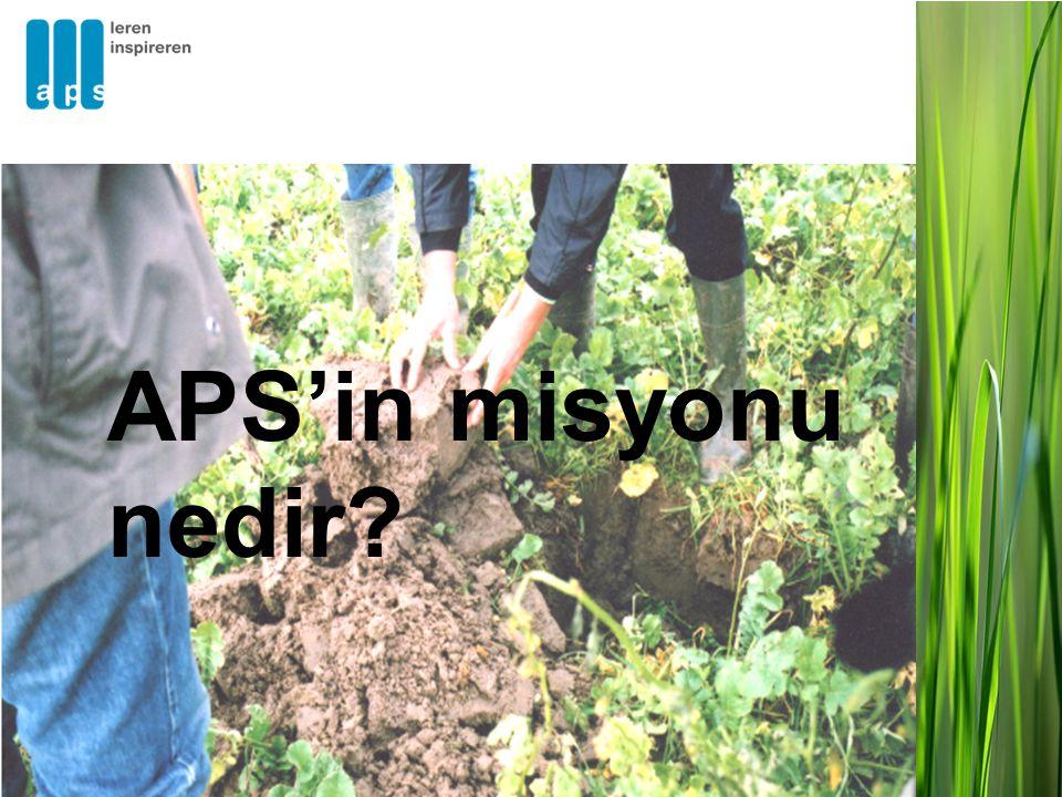 APS'in misyonu nedir?