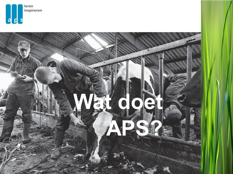Wat doet APS