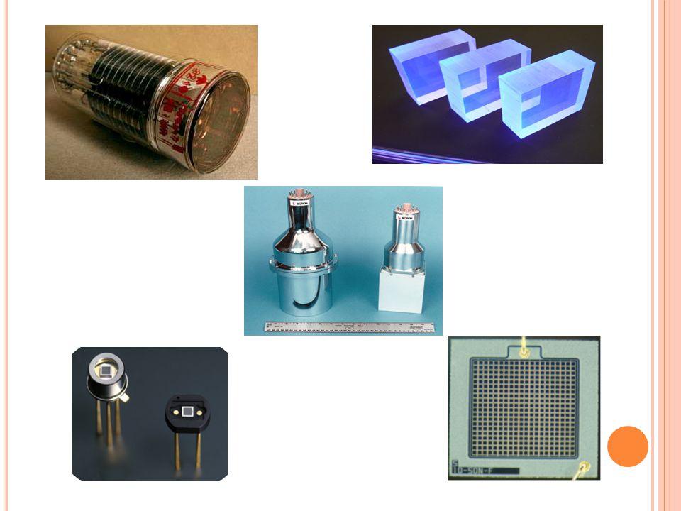 Enerji Çözünürlüğü Radyasyonun enerjisini belirlemede en önemli etken.
