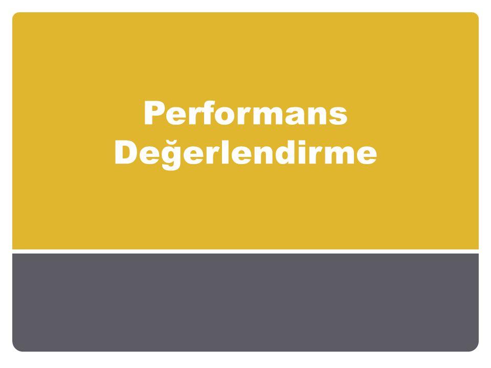 Performans değerlendirme ile ilgili önemli kavramlardan biri de otantik değerlendirmedir.