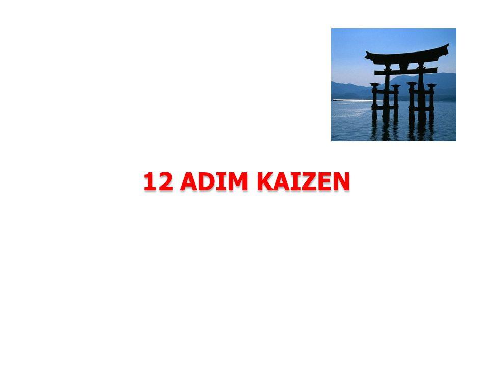 12 ADIM KAIZEN