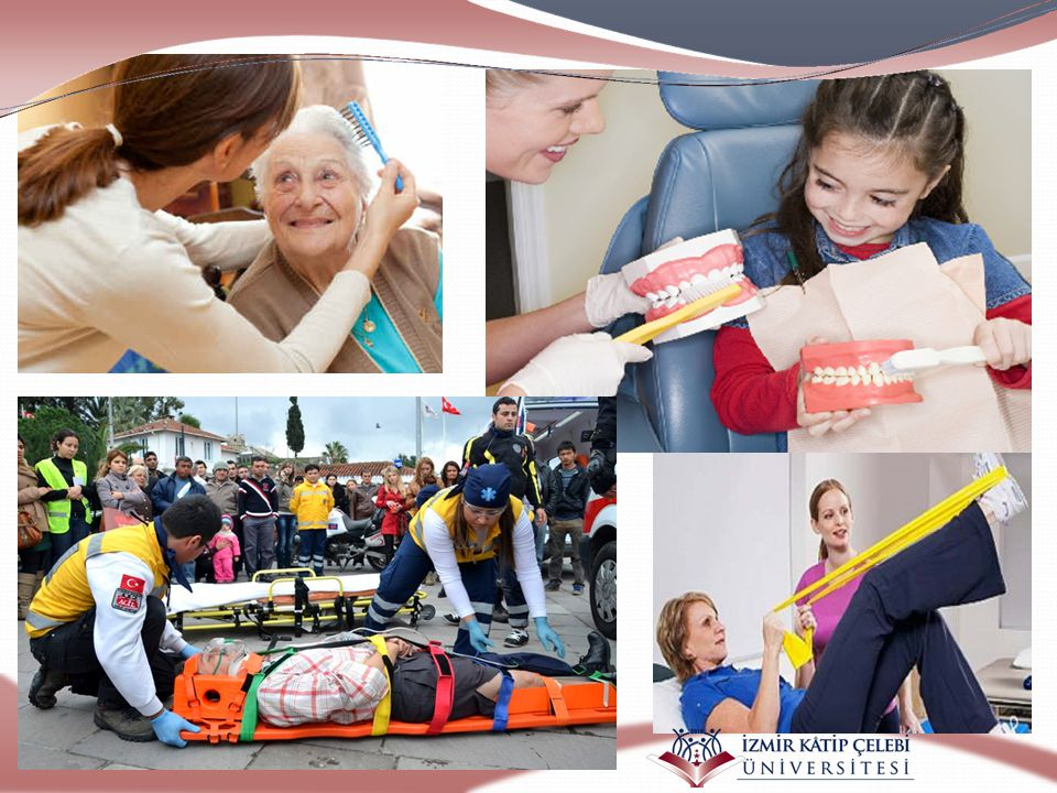 Aktif Programlarımız  İlk ve Acil Yardım Programı  Yaşlı Bakımı Programı  Fizyoterapi Programı  Ağız ve Diş Sağlığı Programı