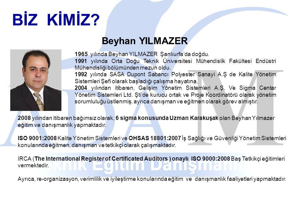 1969 yılında Özlem AKGÜN Bursa doğdu. 1992 yılında EGE Üniversitesi Mühendislik Fakültesi Gıda Mühendisliği bölümünden mezun oldu. 1993 yılında DARDAN
