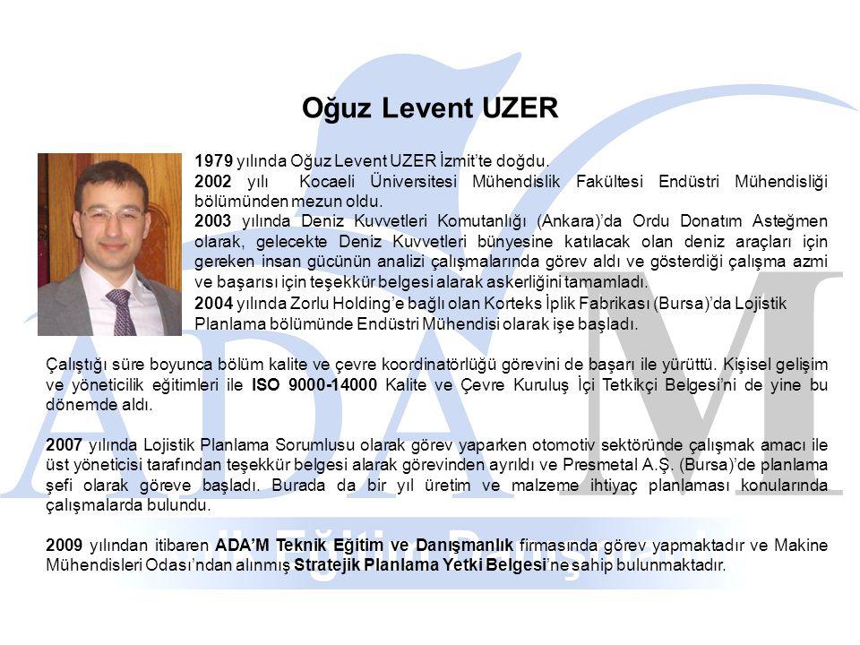 BİZ KİMİZ? Beyhan YILMAZER 1965 yılında Beyhan YILMAZER Şanlıurfa'da doğdu. 1991 yılında Orta Doğu Teknik Üniversitesi Mühendislik Fakültesi Endüstri