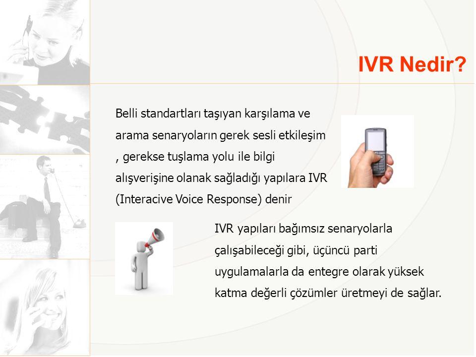 Raporlama • Yanıt veren müşteri sayısı Gerçekleştirilen operasyon sonucunda CWIZ size minimumda aşağıdaki raporları sunar.