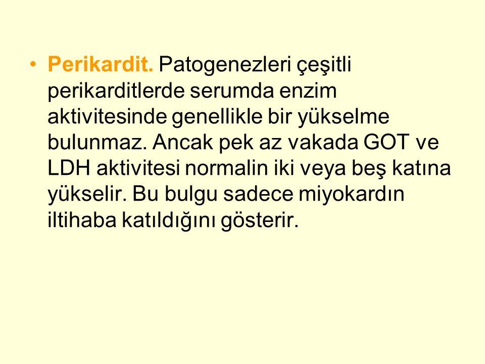 •Perikardit.
