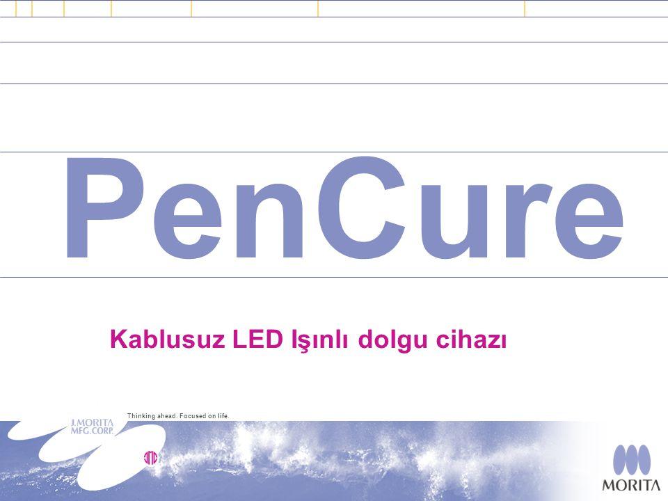PenCure Kablusuz LED Işınlı dolgu cihazı