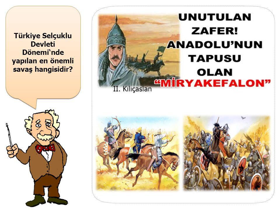 Türkiye Selçuklu Devleti, 1075 Yılında Süleyman Şah tarafından, ------------------------ Büyük Selçuklu Devleti Hükümdarı Melikşah'tan alınan izinle İ