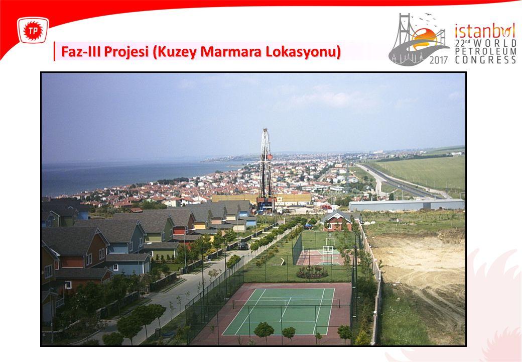 Faz-III Projesi (Kuzey Marmara Lokasyonu)