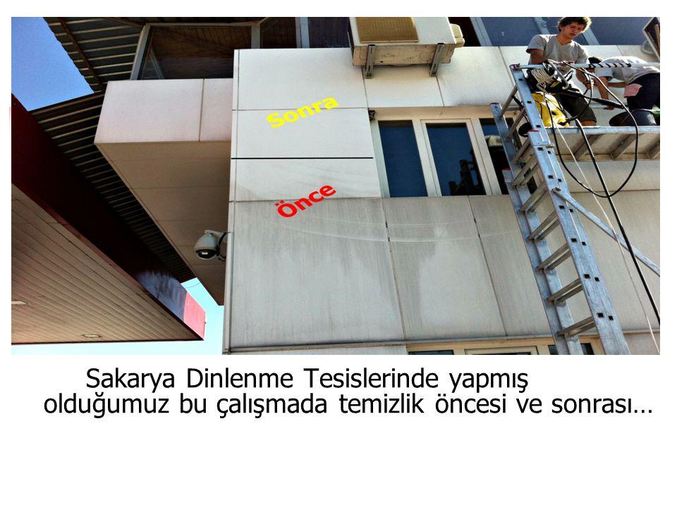  Baş Yapı  Tunahan  Kabaoğlu Şirketlerinin inşaat sonu temizlikleri