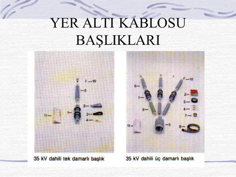YER ALTI KABLOSU BAŞLIKLARI