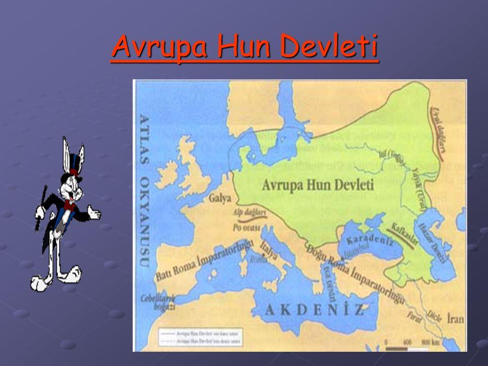 Kavimler Göçü ile; Avrupa'da toplumlar kaynaşarak bugünkü Avrupa milletleri ortaya çıkmış Roma İmp. İkiye ayrılmış ve Batı Roma. yıkılmış. İlkçağ sona