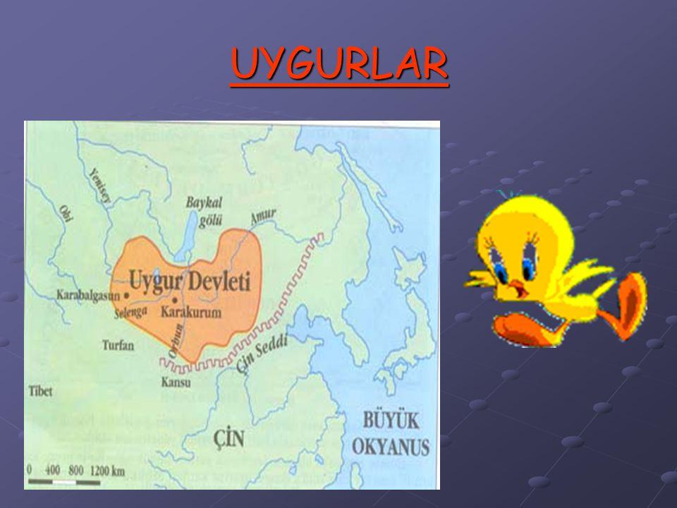 Türk adıyla kurulan ilk Türk Devletidir. Kurucusu: Bumin Kağan'dır. Merkezi: Ötüken'dir. Hunlardan sonra Orta Asya'da Türkleri bir bayrak altında topl