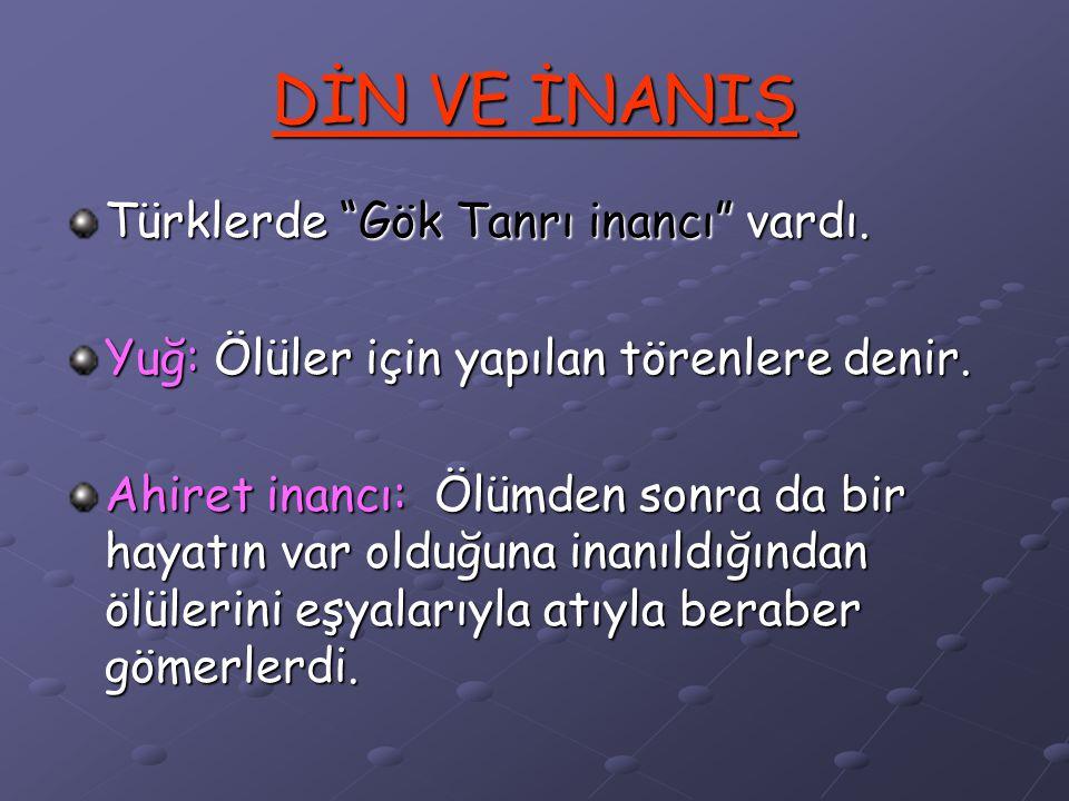 """ASKERLİK Eli silah tutan herkes askerdir. Bu yüzden Türklere """"ordu-millet"""" denmiştir. Mete ilk düzenli orduyu kurmuştur. (M.Ö 209) aynı zamanda Türk s"""