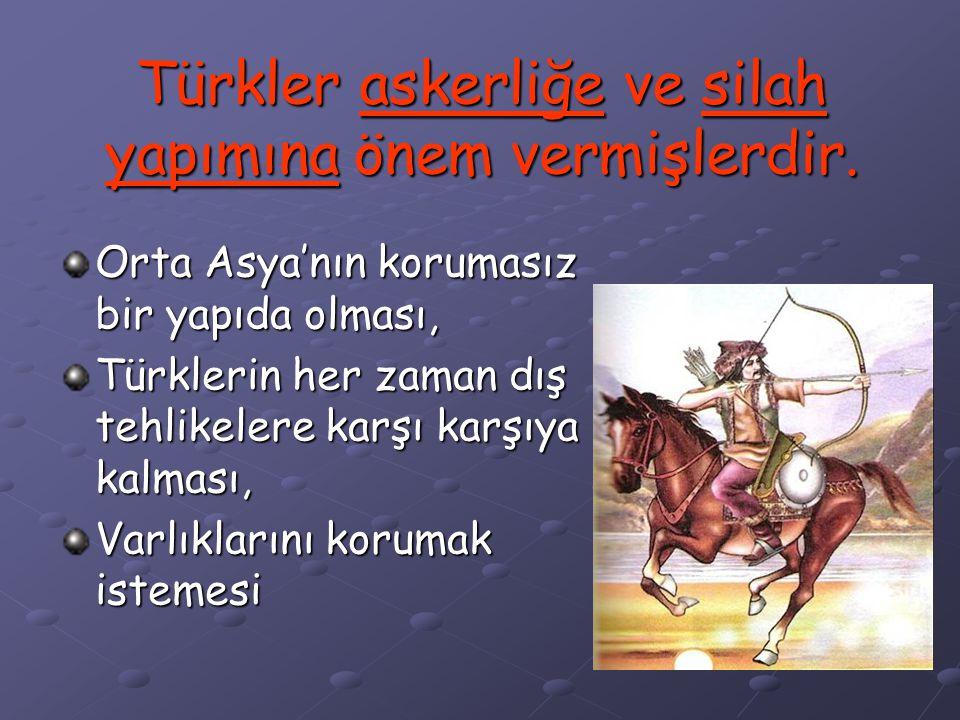 At önemliydi. Türkler, göçebe bir toplum ve savaşçı bir yapıya sahip olduklarından ata büyük önem vermişlerdir. büyük önem vermişlerdir.