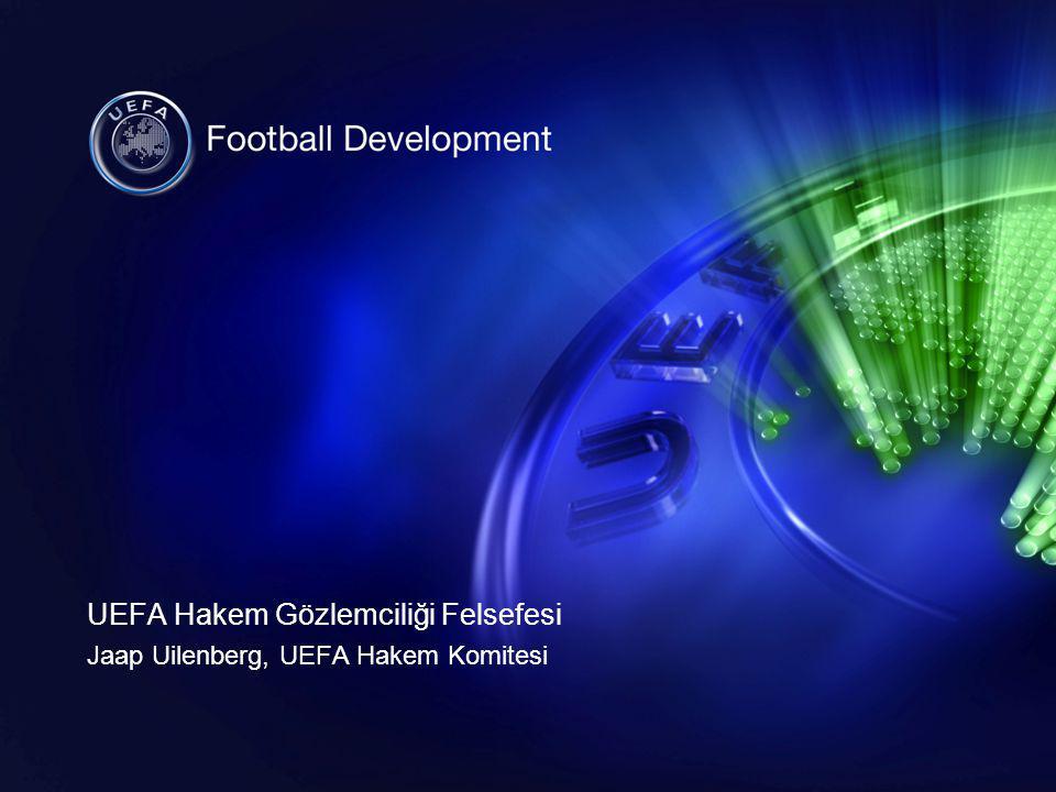UEFA Hakem Gözlemciliği Felsefesi Jaap Uilenberg, UEFA Hakem Komitesi