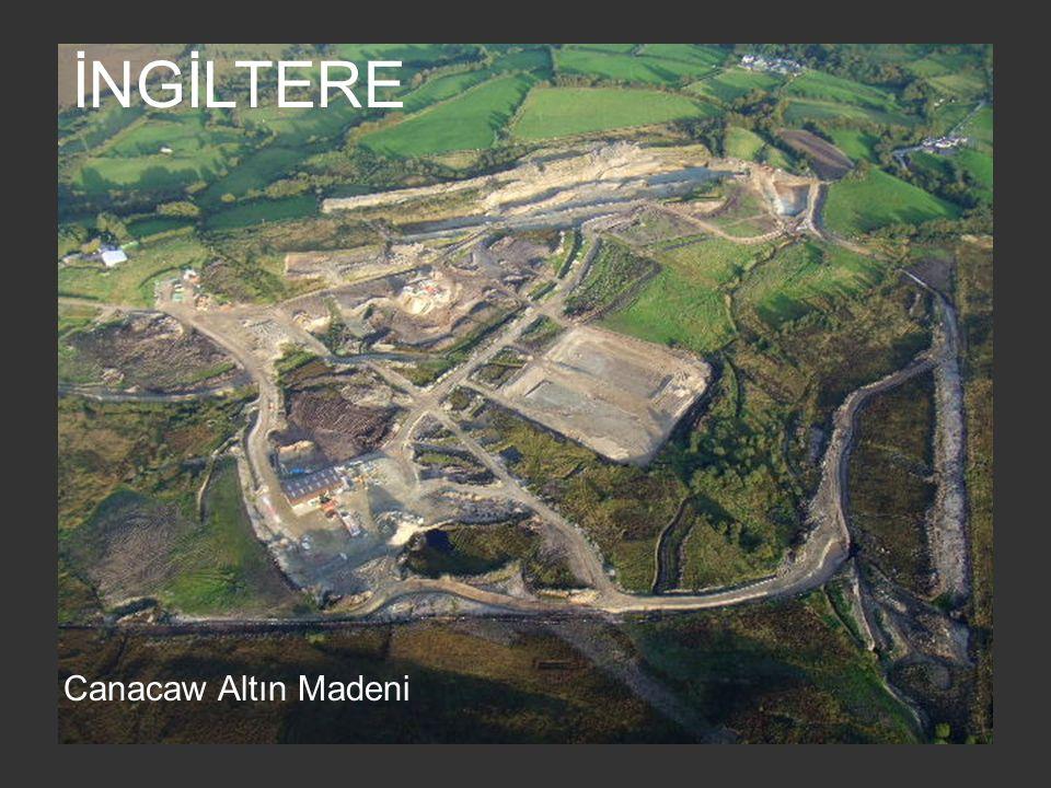 KANADA Demir Madeni Quebec