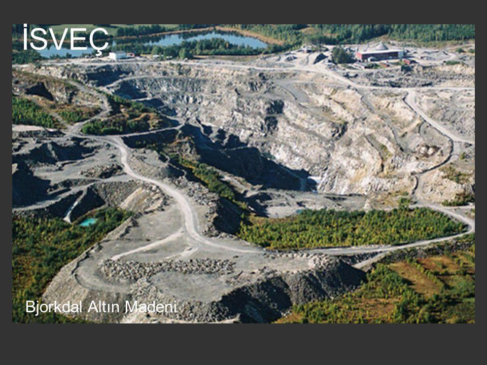 Casa Grande Bakır Madeni Arizona
