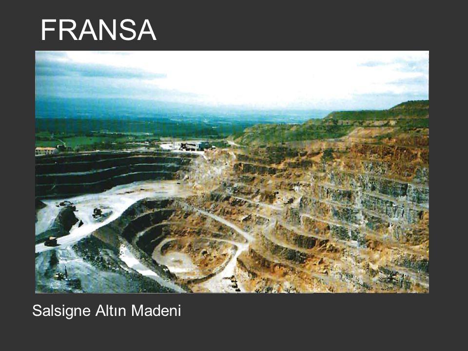 Bakır Madeni Sahuarita, Arizona