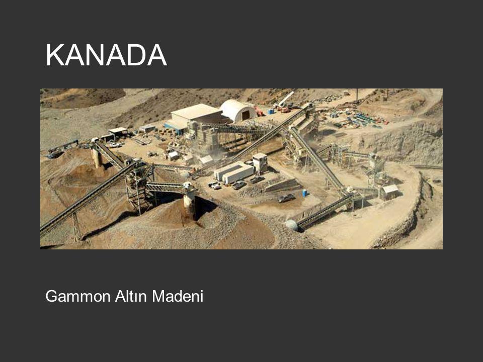 Pyhasalmi Çinko Bakır Madeni FİNLANDİYA