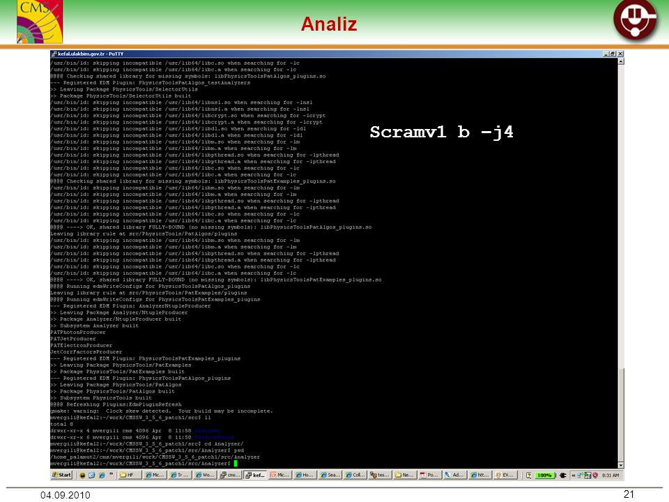 Analiz 21 04.09.2010 Scramv1 b –j4