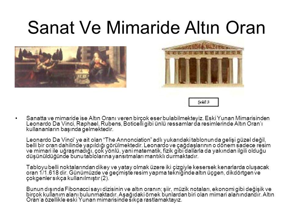 •Mısır Piramitleri: İşte size Altın Oran ın en eski örneklerinden biri...