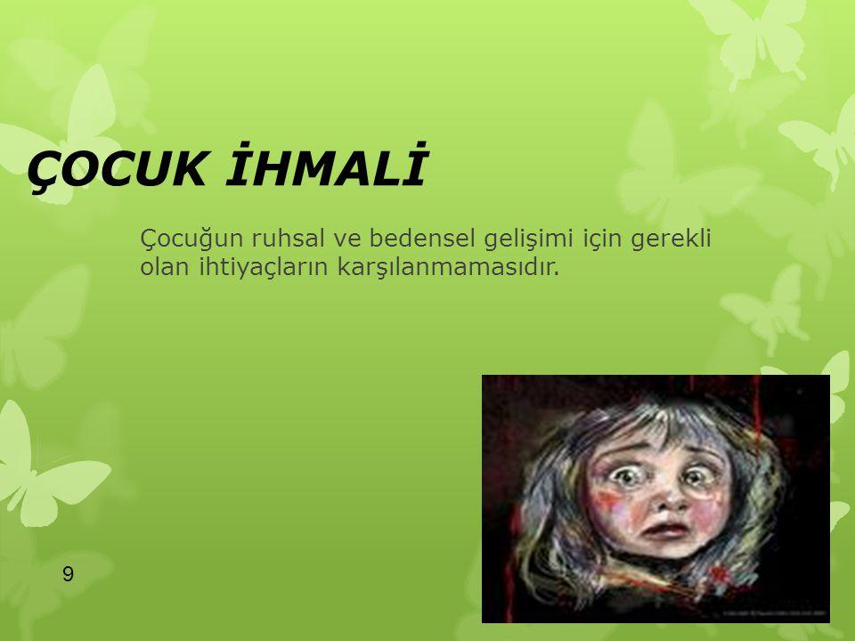 Türk Ceza Kanunda Çocuklara Karşı İşlenen Suçların Madde Başlıkları Ve Numaraları Suçu bildirmeme, TCK.mad.278.
