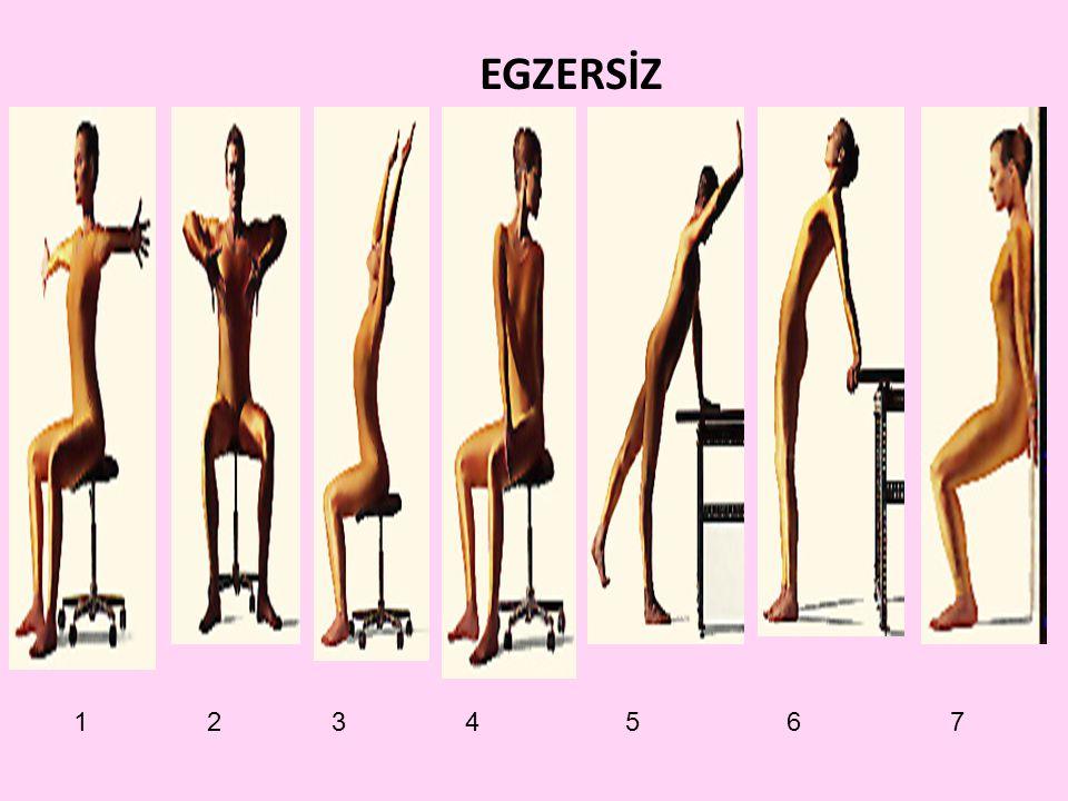 EGZERSİZ 1234567