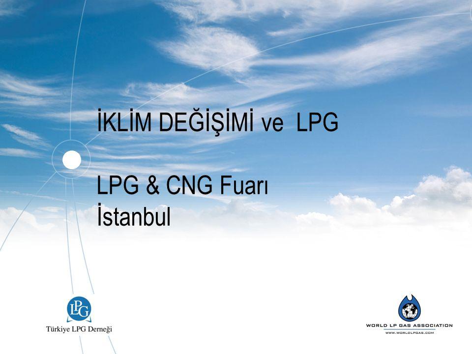 6/24/2014 22 Katı Yakıtların yerine LPG Kullanımı •İstatistiklere göre, Dünya çevresinde oluşan siyah karbon salınımının yaklaşık olarak %30 unun nedeni ağırlıklı olarak gelişmekte olan ülkelerdeki evsel katı yakıt kullanımından kaynaklandığı tahmin edilmektedir.