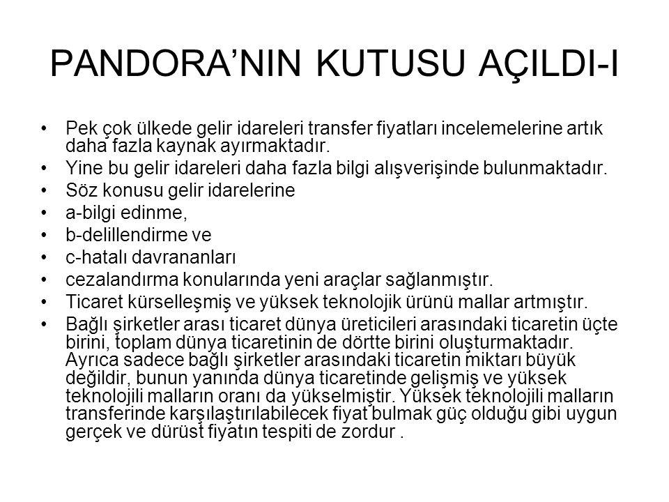 HANGİ İŞLEMLER.