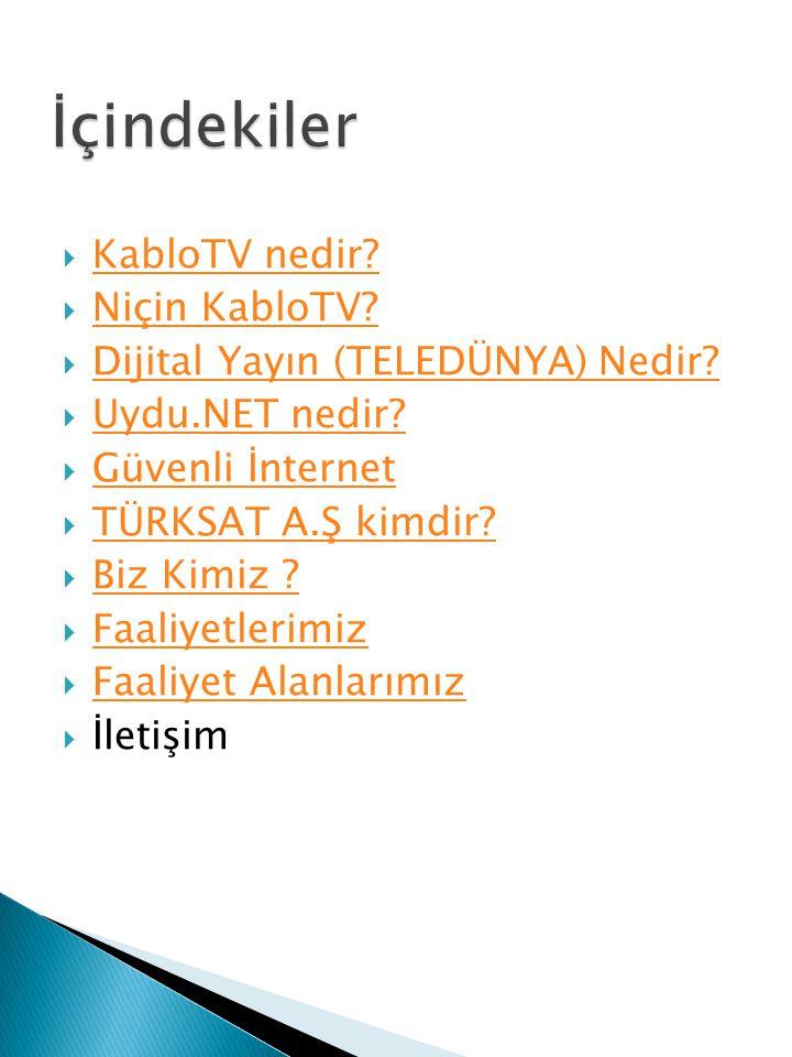  KabloTV nedir.KabloTV nedir.  Niçin KabloTV. Niçin KabloTV.